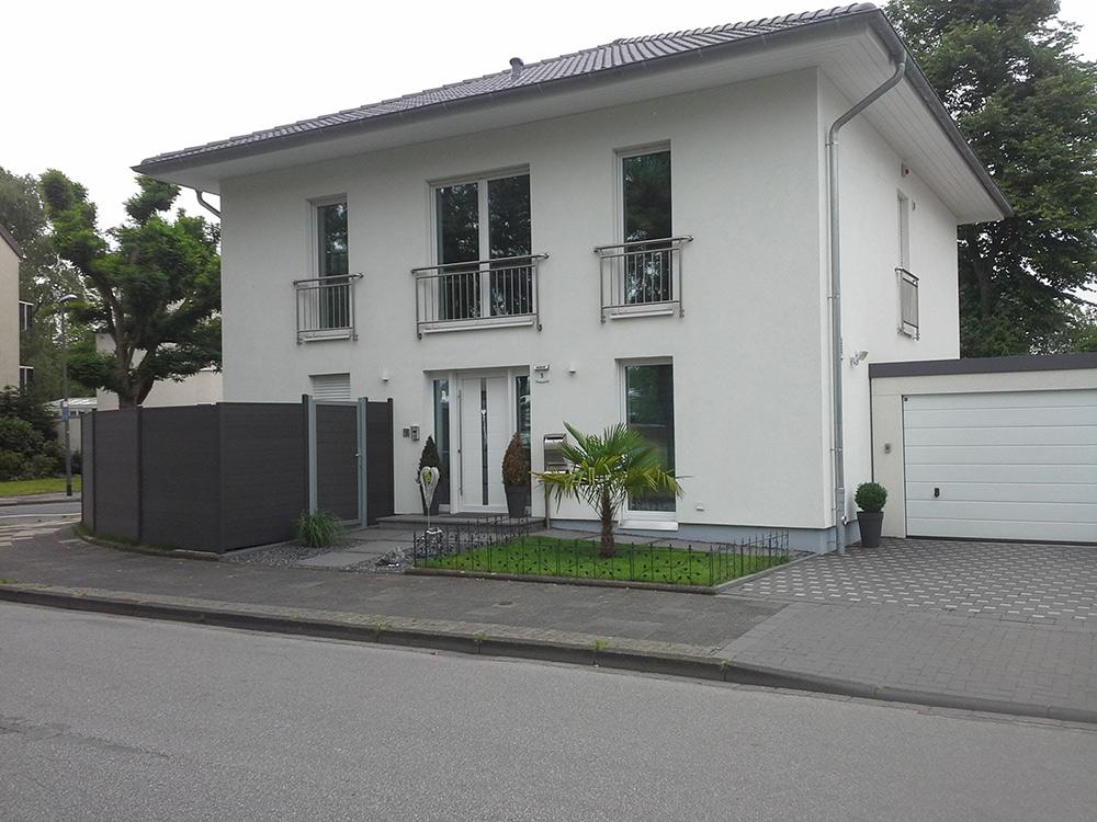 Pro Ys Baugesellschaft Neubau Einfamilienhaus Herne